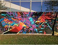 Graffiti R&D / 2K16