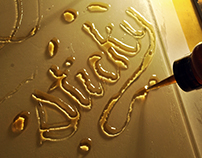 Syrup Hand Lettering