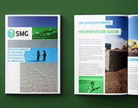 Brochure para empresa minera (Fusión)