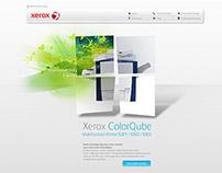 XEROX ColorCube