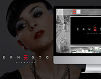 Website design Ernesto Giampino