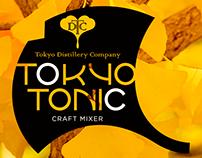 Tokyo Tonic packaging