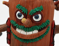 Woodcutter -  Pinocchio