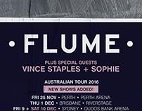 Flume Skin Tour Material