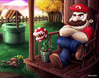 Mario's Day off