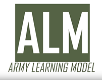 Army Learning Model (ALM) introductory video