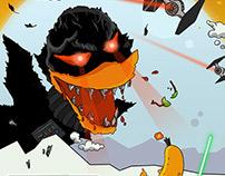 Prince Banana x Star Wars - Crazy Duck- 鸭鸭反击的时刻