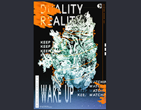 Duality Reality Poster