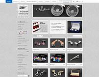 Prestashop based Ecommerce website for Fashion products