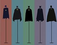 Batman Outfits