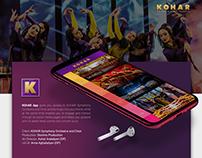 KOHAR Music App