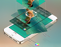 Text app design