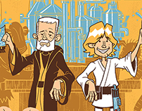 Star Wars - Visit Downtown Mos Eisley