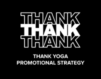 Thank Yoga – Promotional Strategy