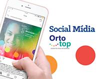 Social Mídia Ortotop