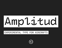 Amplitud — Experimental type for aircrafts