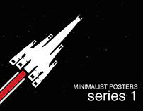 MINIMALIST VIDEO GAMES POSTERS