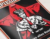 New old Russia /Alternative DER SPIEGEL cover
