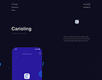 Carioling — social scoring, mobile application