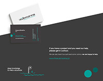 The Submarine - Branding & Website