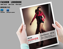 Fashion Photography Magazine Template | 16 Pages