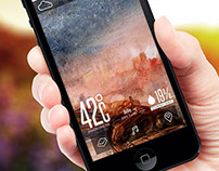 Clime: The adaptive weather app.