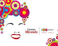Carmem Miranda 100 anos