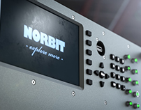 NORBIT - Naval Antenna Systems | Product CGI