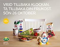 Arla Sweden