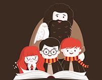 FanArt Harry Potter