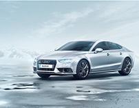 Audi A7 Sedan quattro®