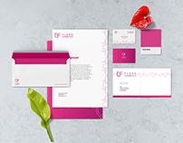 Flora Cosmetics - Brand Identity