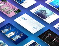 Social Media & Digital Posters