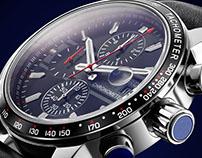 Chopard Monaco Watch