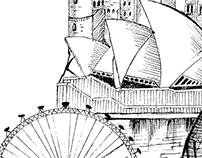 Ilustración Babel