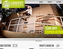 Convoy Skateboards