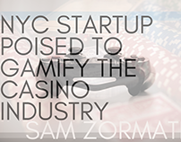 NYC Startup Poised To Gamify The Casino Industry