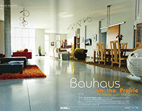 Bauhaus • Editorial Design and Art Direction