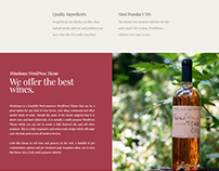 WineHouse WordPress Theme - About Page