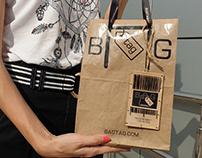 Проектная работа BAGTAG |Design work by BAGTAG.