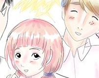 Webtoon Concept Art