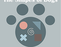 The Shapes of Dogs Book Covers