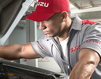 ISUZU - Genuine Parts Campaign