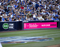 T-Mobile MLB Ads