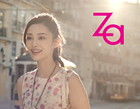 Shiseido Japan Za 20th Anniversary Hello Beauty