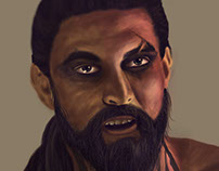 Game of thrones / Khal Drogo