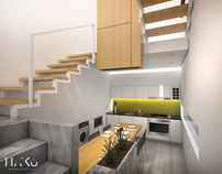 NEST. Compact Apartments