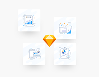 Onboarding Finance Icons