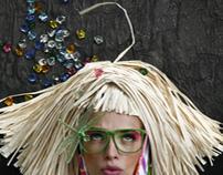 """fashion design, styling """"A mad dolls world"""""""