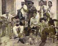 """DLQ y Tomasito """"Los hombres de las praderas"""" of. sesion"""